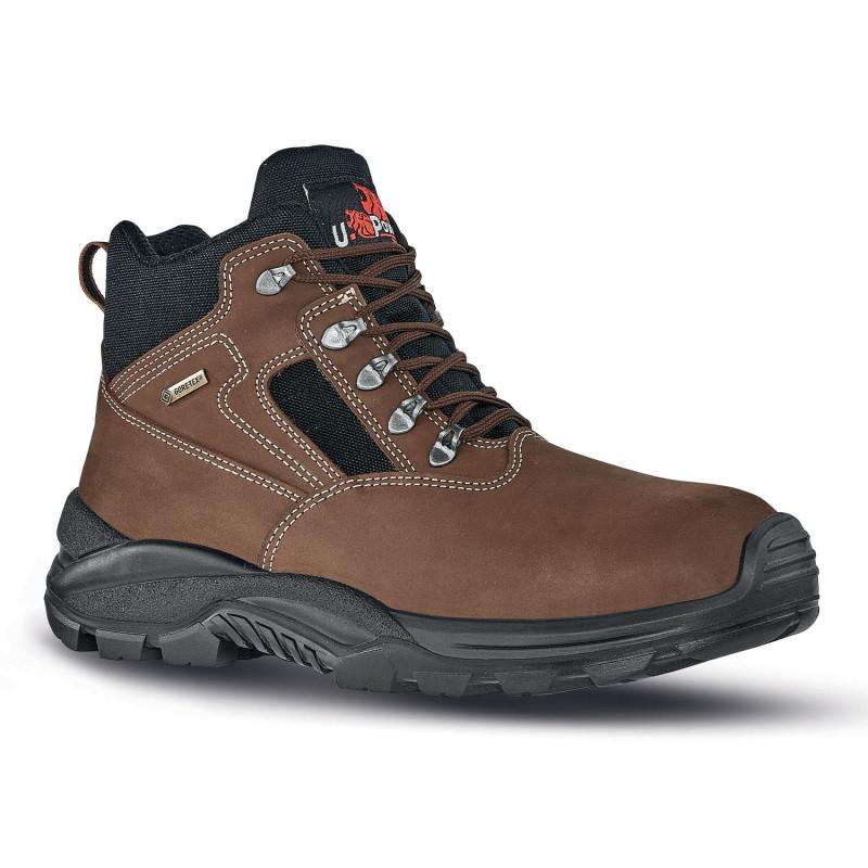 Chaussures de sécurité UPower imperméables et isolantes à la chaleur et au froid S3 WR HI CI SRC SMASH GTX®
