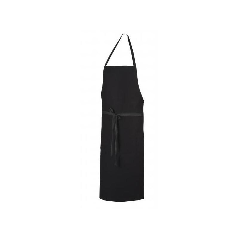 Tablier de cuisine Noir PISE