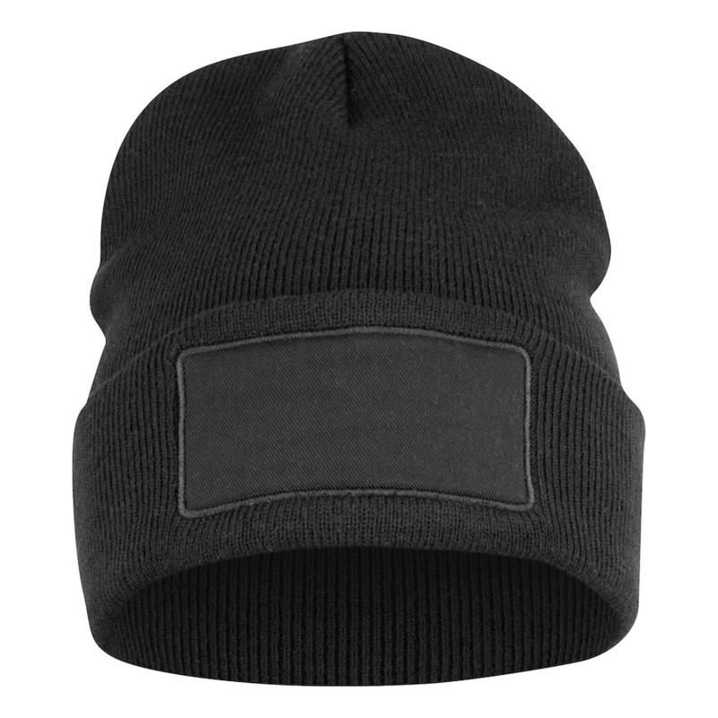 Bonnet travail noir