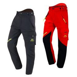 Pantalon anti-coupure protection mollet