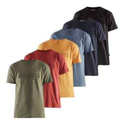 Tee shirt professionnel 100% coton