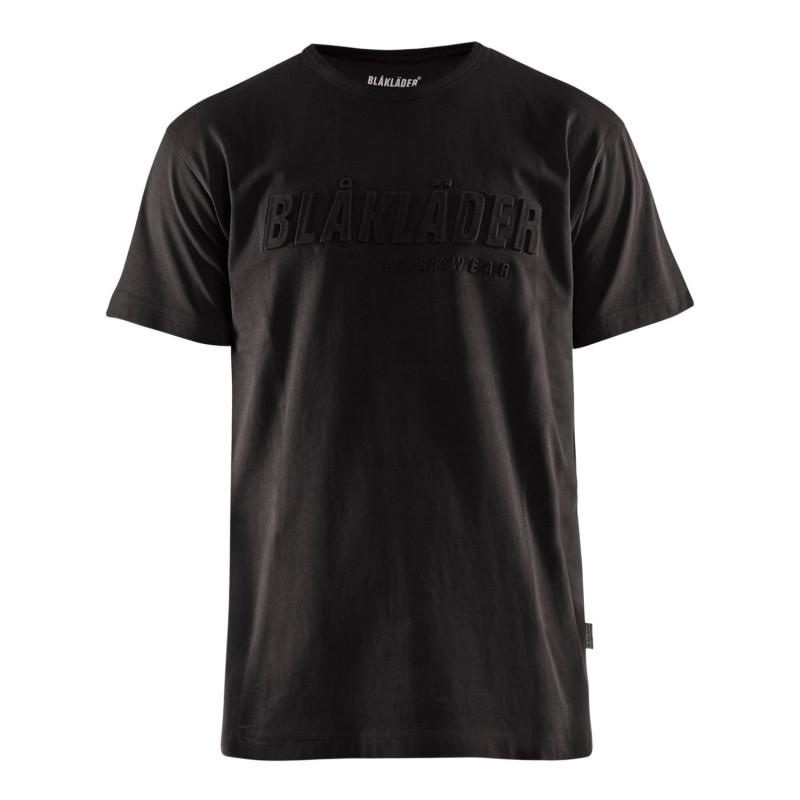 Tee shirt professionnel noir