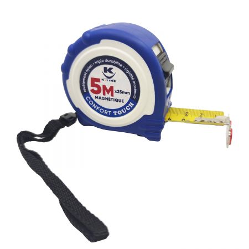 Mètre standard 5m 132025 KELI