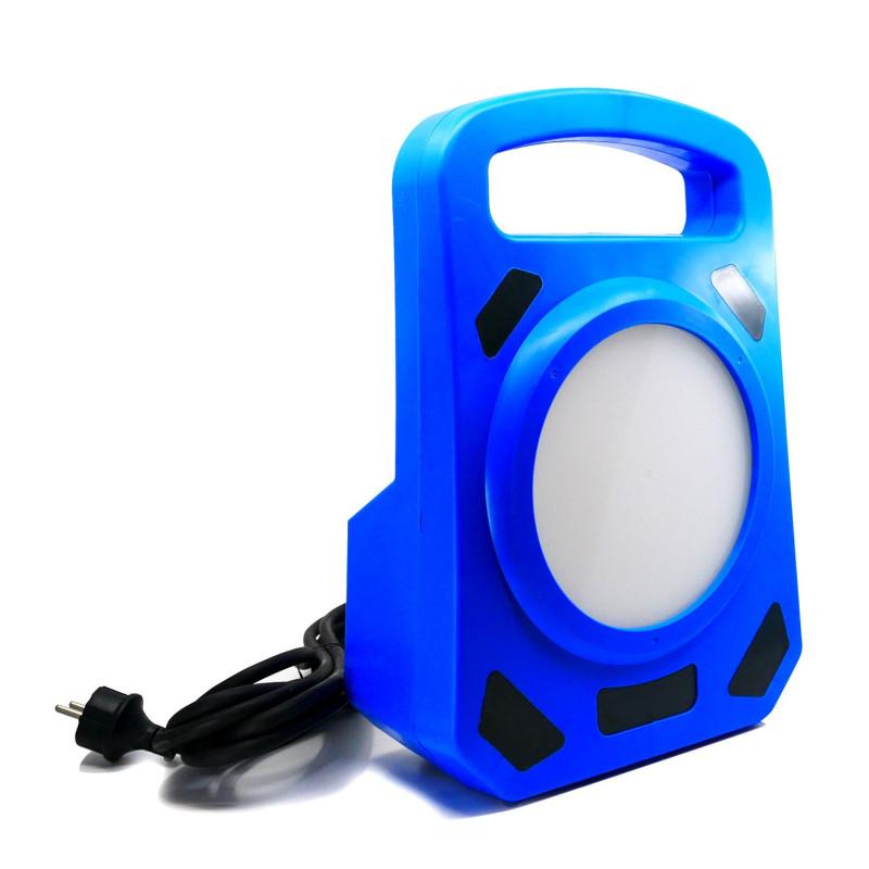 Projecteur avec cable LED 50w + 3 prises au dos 691352