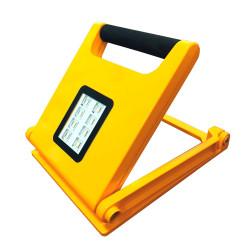 Projecteur LED portable et pliant sur batterie 691025