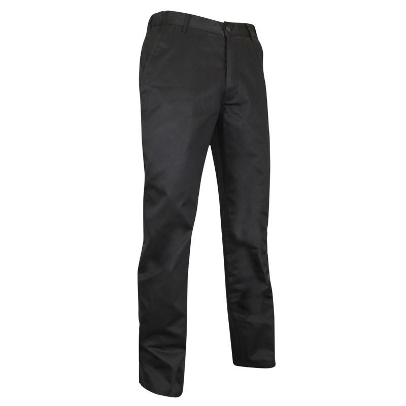 Pantalon de Cuisine mixte MARMITON - Coloris noir - Marque LMA