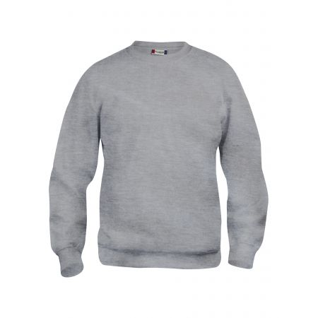Sweatshirt col rond basic