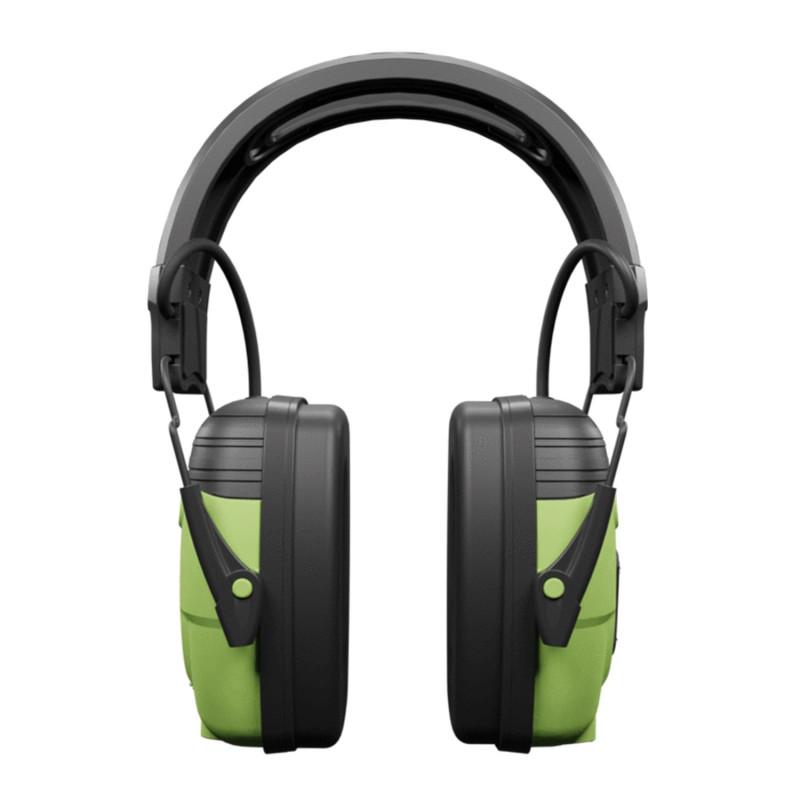 Casque anti bruit bluetooth + écoute active pour artisan
