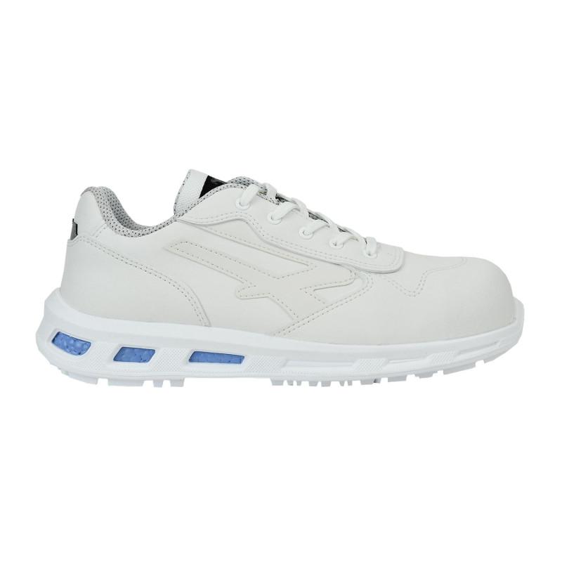 Chaussures de sécurité blanches UPower RedLion S3 CI SRC BLINK