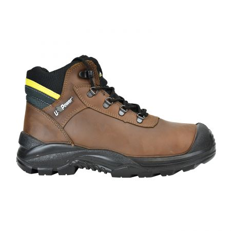 Chaussures de chantier tout terrain UPOWER S3 SRC LATITUDE UK