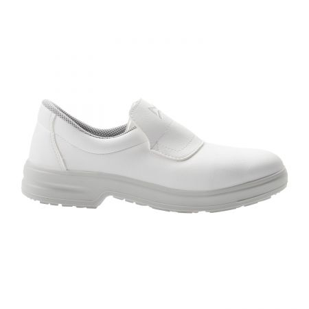 Chaussures cuisine blanches nordways tony