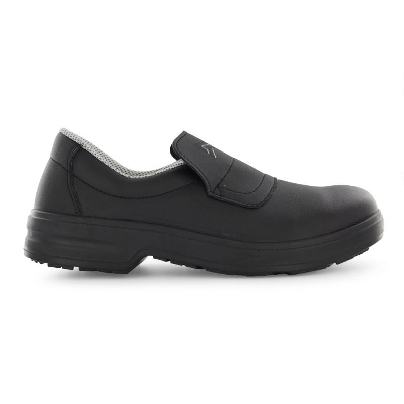 Chaussure cuisine pas cher noir S2 SRC
