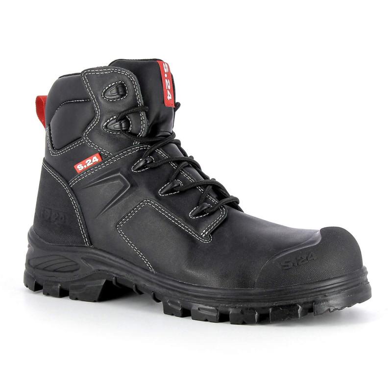 Chaussures de sécurité noires TROOPER S3 SRA
