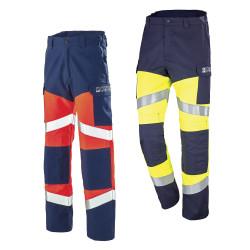Pantalon Multirisques Haute Visibilité