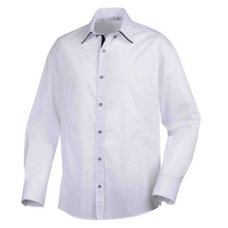 Chemise manches longues Style