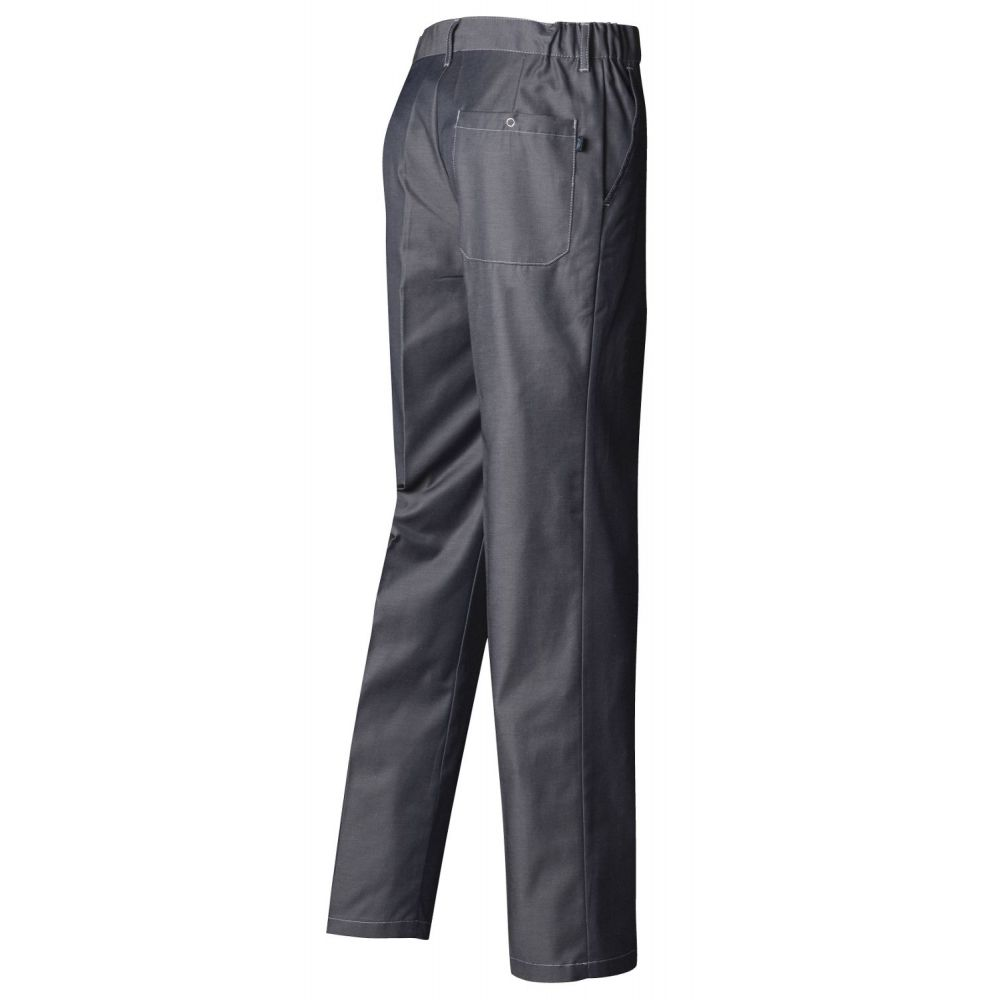 Pantalon de cuisine denim timeo v tement pro for Pantalon de cuisine robur