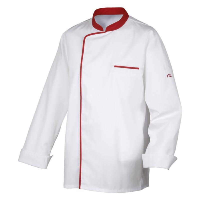 Veste cuisinier blanche