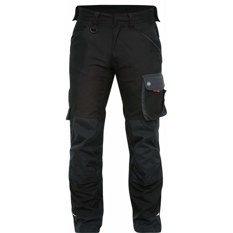 Pantalon de travail Galaxy FE ENGEL résistant - coloris noir
