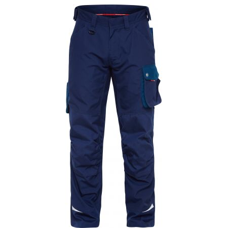 Pantalon professionnel Galaxy FE ENGEL résistant - coloris bleu marine