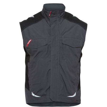 Gilet professionnel Engel GALAXY gris anthracite