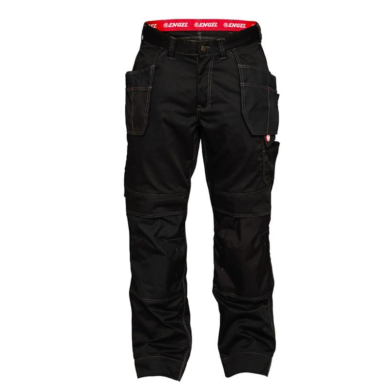 Pantalon de travail avec poches pendantes COMBAT noir