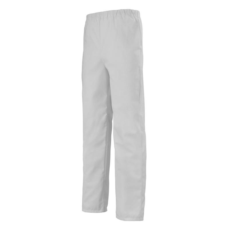 Pantalon Médical Mixte blanc noa Clemix