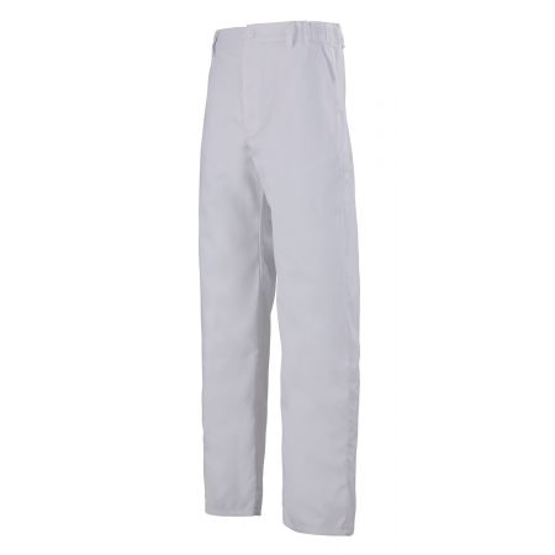 Pantalon Médical Homme blanc JULIEN Clemix