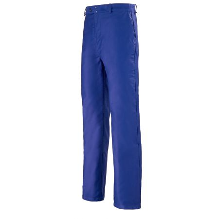 Pantalon largeot moleskine Lafont Work Legend Bleu Marine