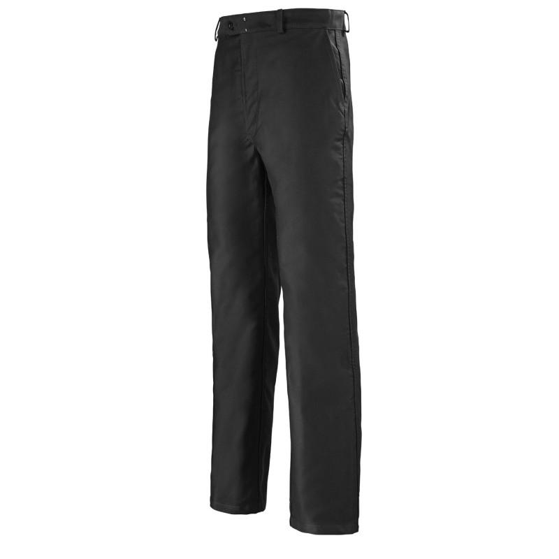 Pantalon largeot moleskine