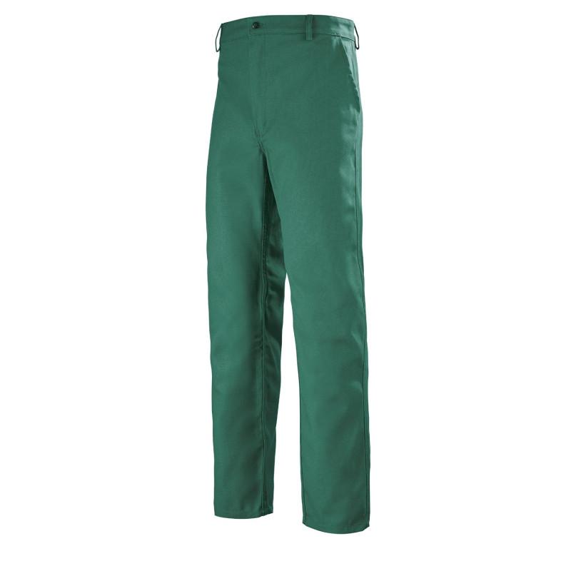 Pantalon de travail pas cher vert