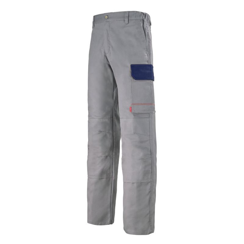 Pantalon - Lafont 1COL82CP gris bleu