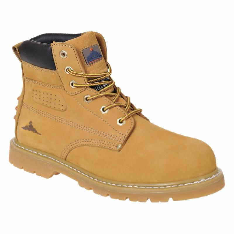 Chaussures de Sécurité en Nubuck Portwest