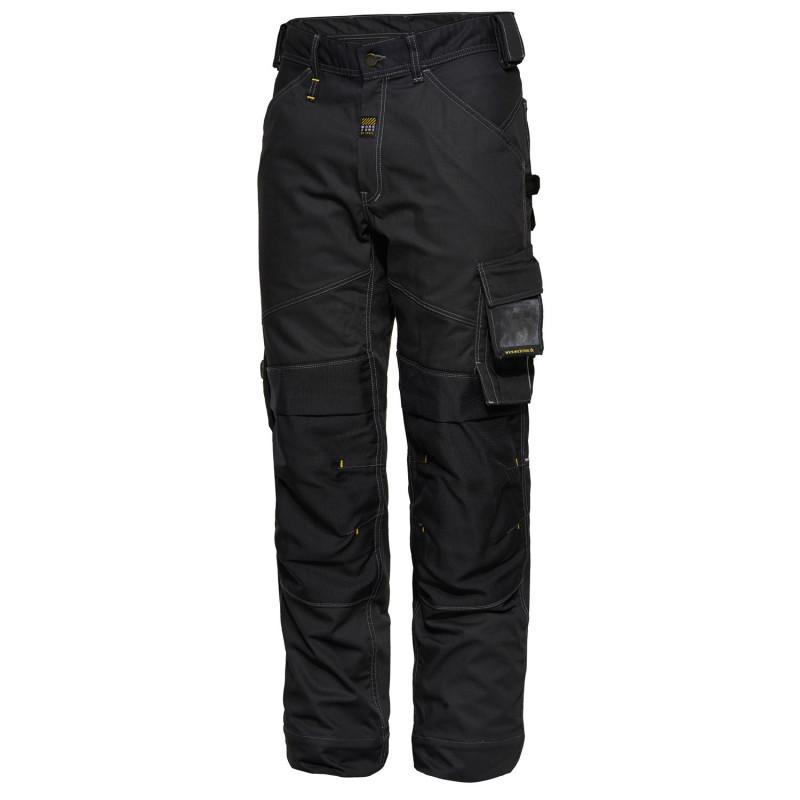 Pantalon de Travail Workzone Techzone Noir