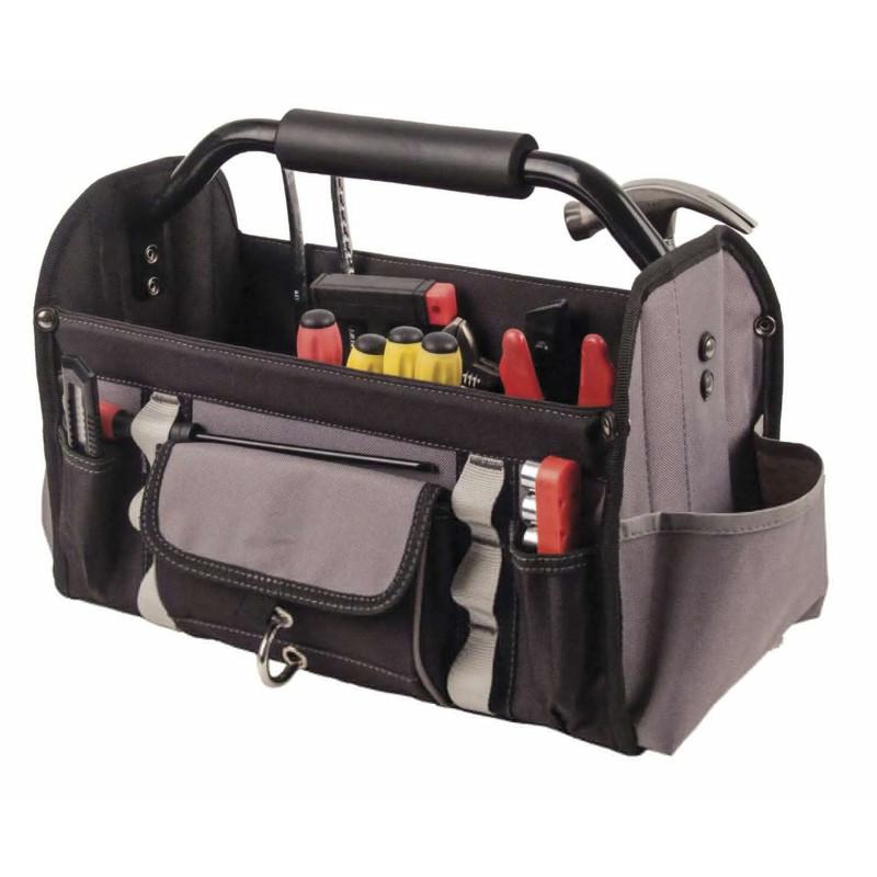 Boite à outils multi-compartiment