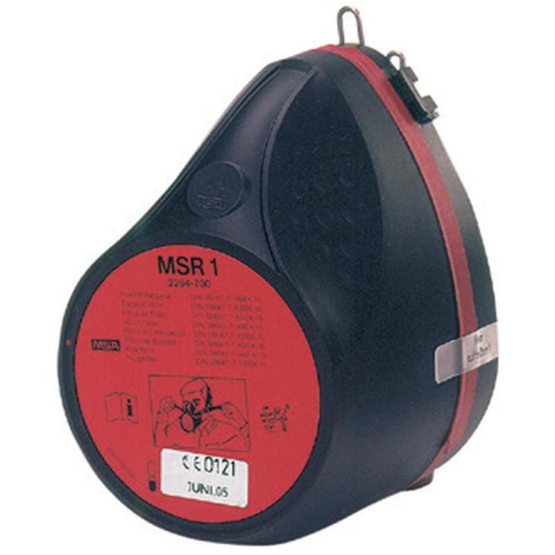 Masque d'évacuation filtrant 15 min MSR