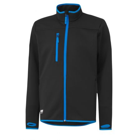 Veste polaire stretch de travail noire SEATTLE Helly Hansen Workwear