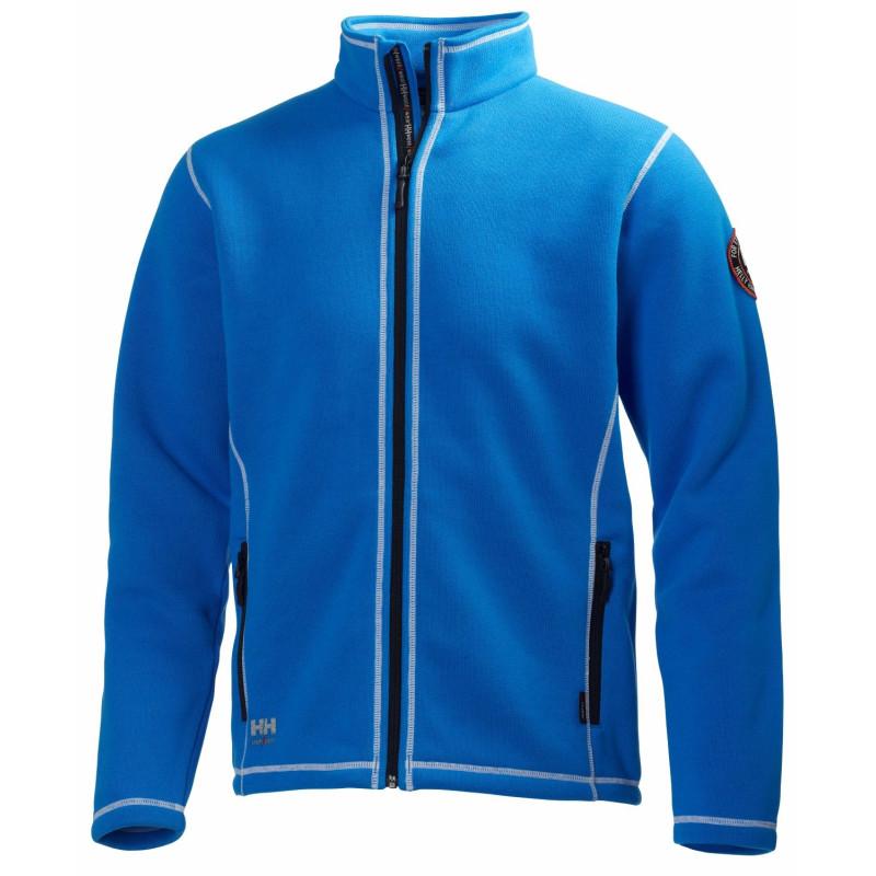 Veste Polaire de travail Helly Hansen Workwear HAY RIVER Bleu