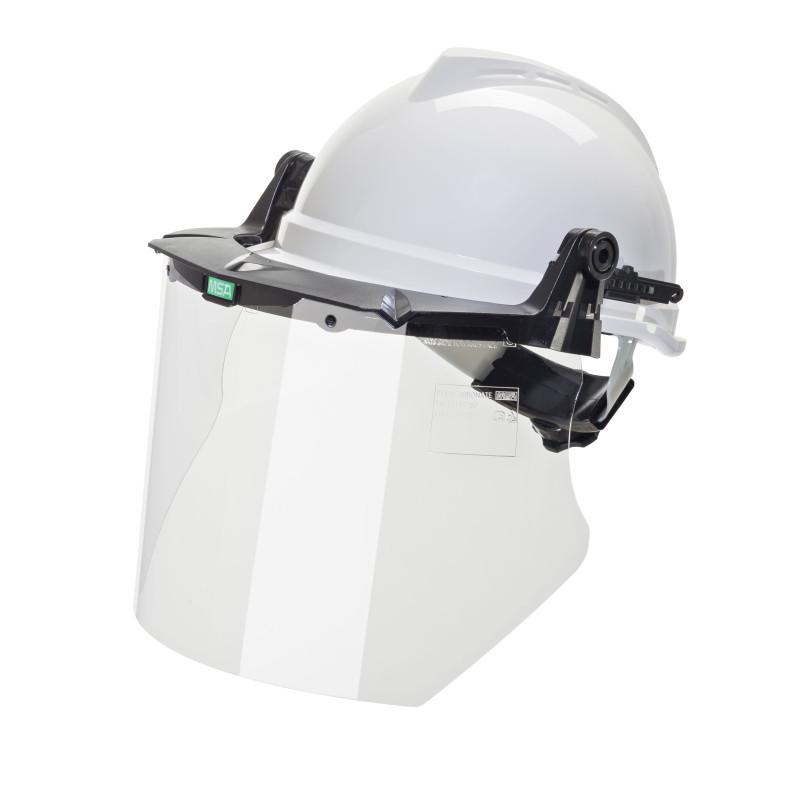 Kit casque basique pour électricien EN 166