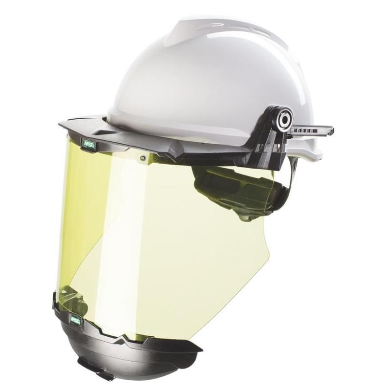 Kit casque premium pour électricien EN 166 et GS-ET-29 classe 2 (7 kA)