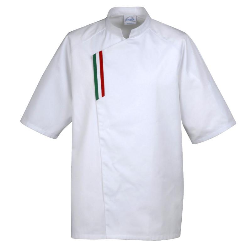 Veste de cuisine Italie DINO