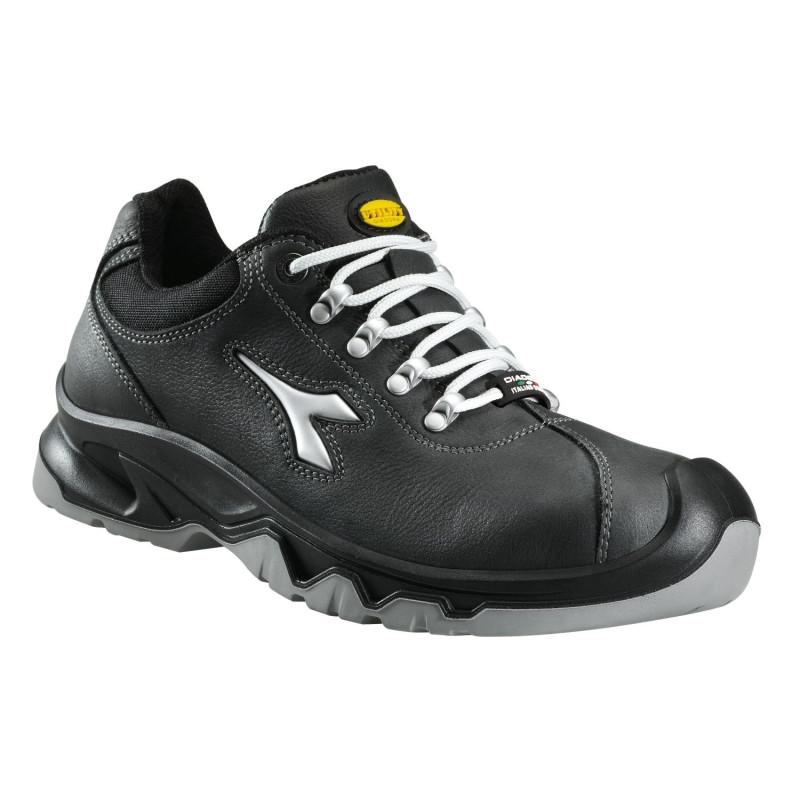 Chaussures de sécurité noires diadora DIABLO LOW S3