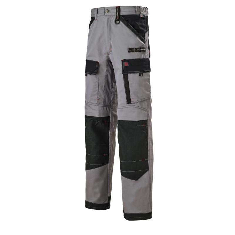 Pantalon de travail gris lafont Work Attitude 250