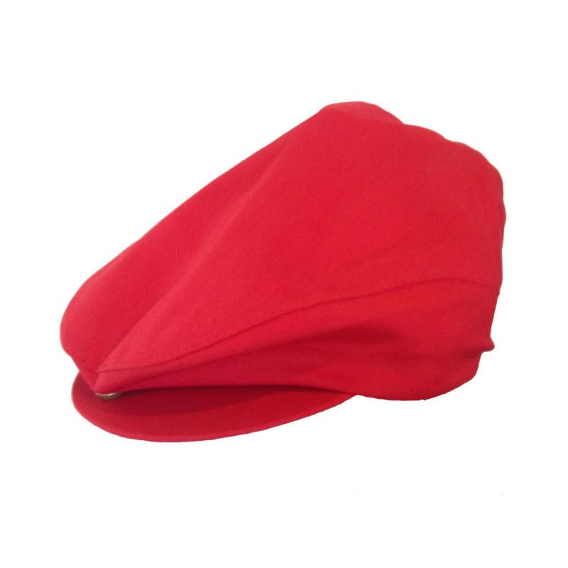 Beret de Boucher rouge CAPS