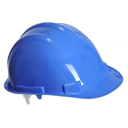 Casque de chantier bleu Portwest Endurance