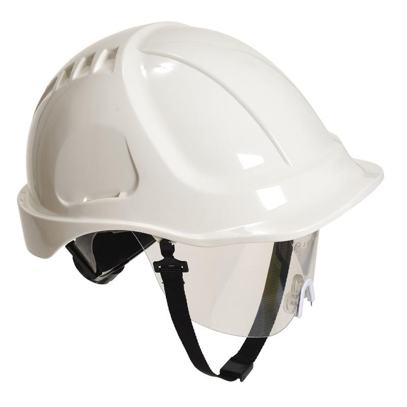 Casque visière relevable Endurance Plus visor