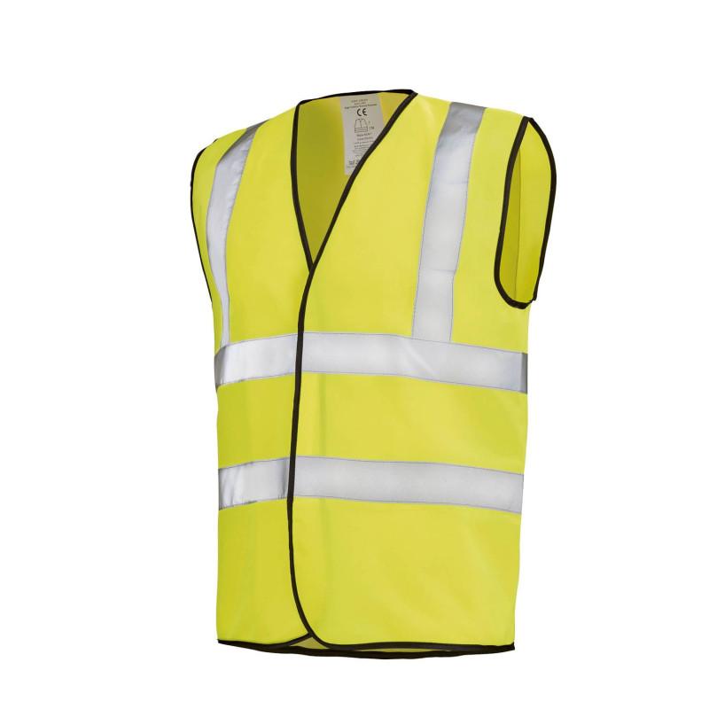 Gilet Haute Visibilité jaune fluo Lafont