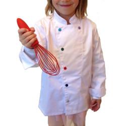 Veste de Cuisine Enfant MELOE