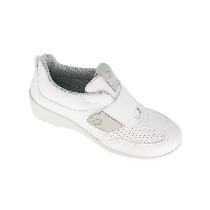 Luni Chaussures 2644 Slip on Femme Noir Luni soldes BPL5DqHI