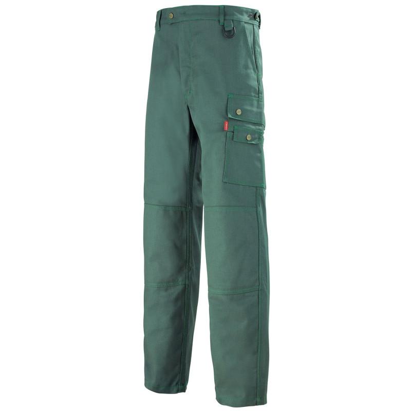 Pantalon professionnel Lafont pour technicien WORK COLLECTION modèle OPALE