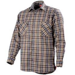Chemise de travail à carreaux pour l'hiver Lafont Collection Stone ALAWA